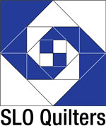 SLO Quilters Logo